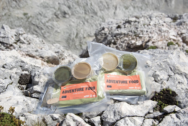 Adventure food set