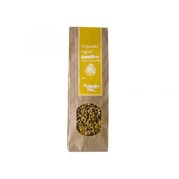 Organski čaj od kamilice