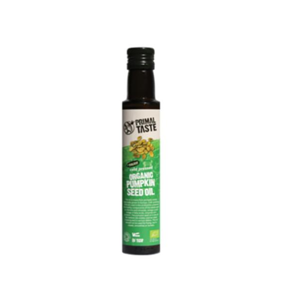 Organsko hladno prešano ulje bundeve 500ml