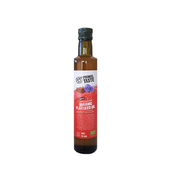 Organsko hladno prešano ulje lana 500ml